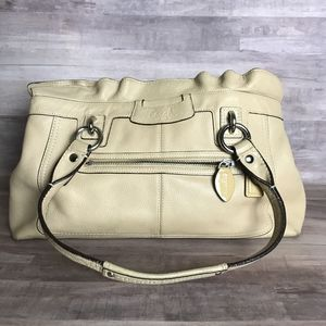Coach Bag Leather